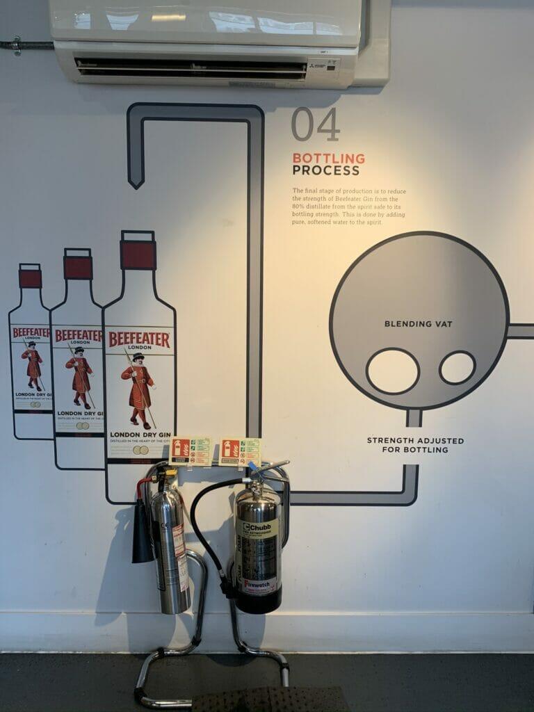 Step 4 - bottling process