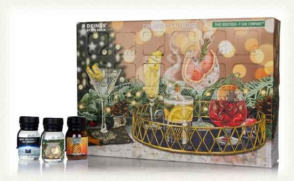 That Boutiquey Gin advent calendar
