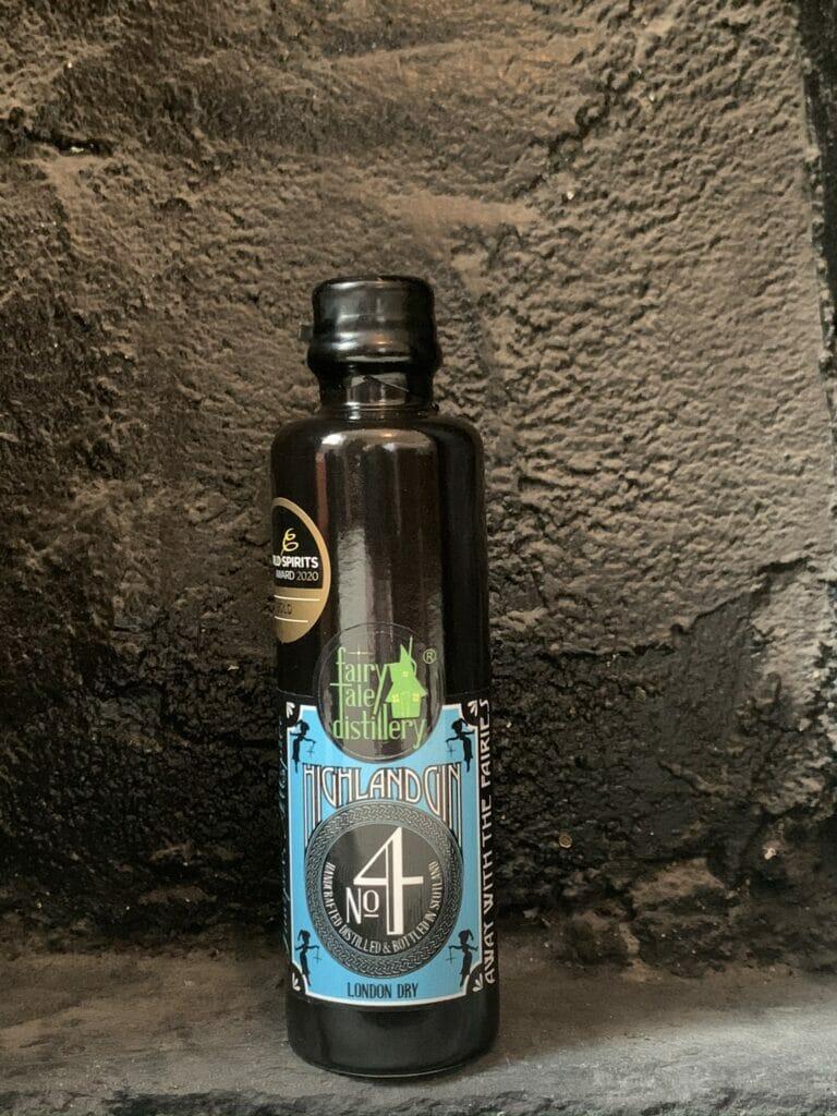No. 4 Highland gin