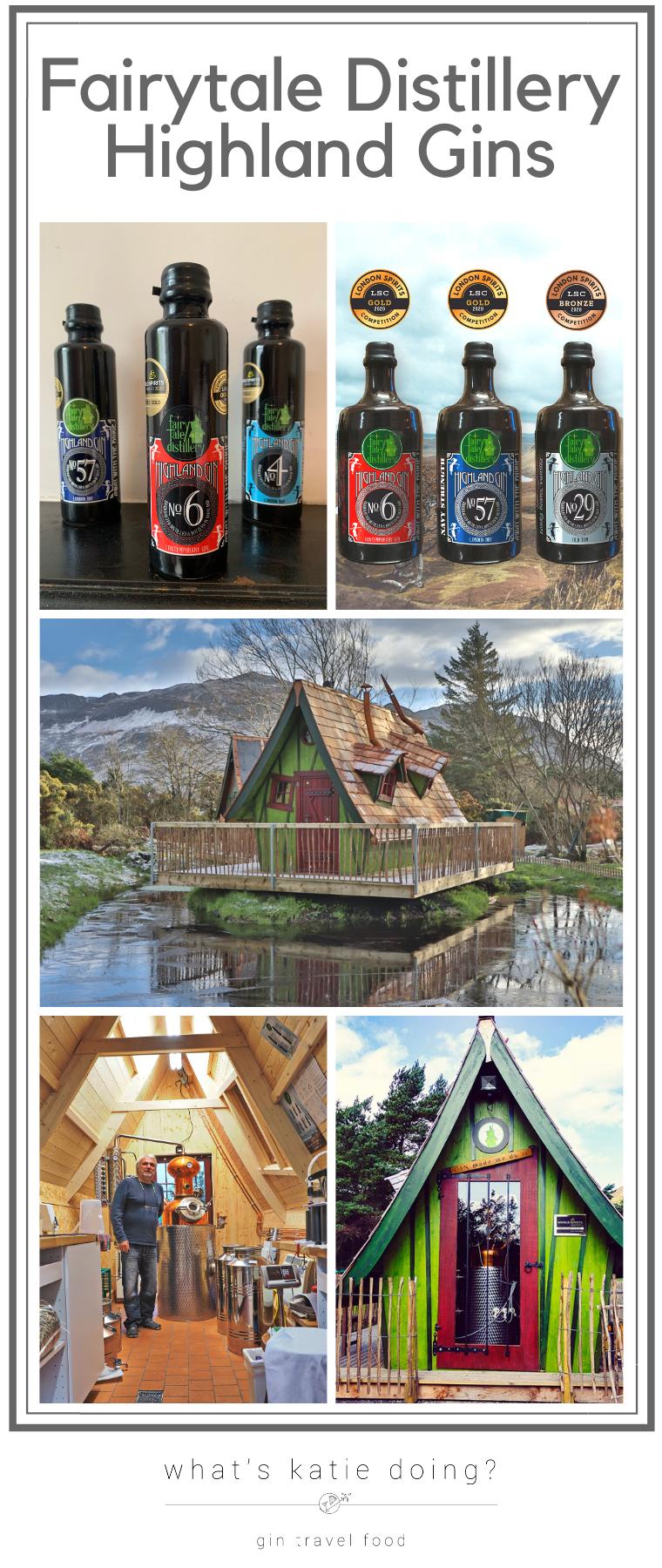 Highland gin from Fairytale distillery