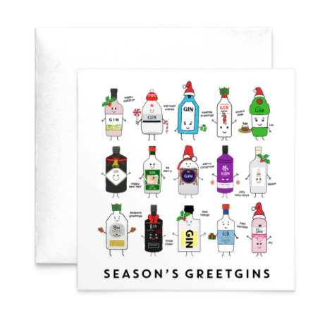 Season's Greetgins from Of Life and Lemons