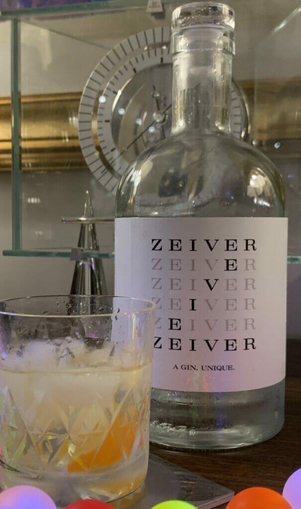Zeiver white negroni