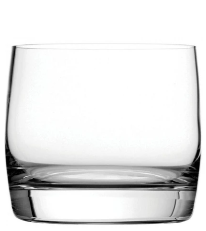 Empty Rocks glass by Nude