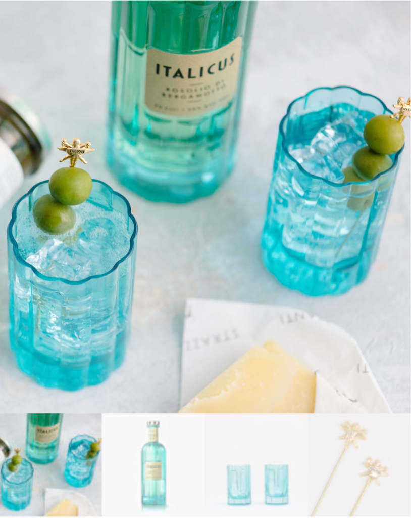 Italicus aperitivo set for the perfect pre dinner drink